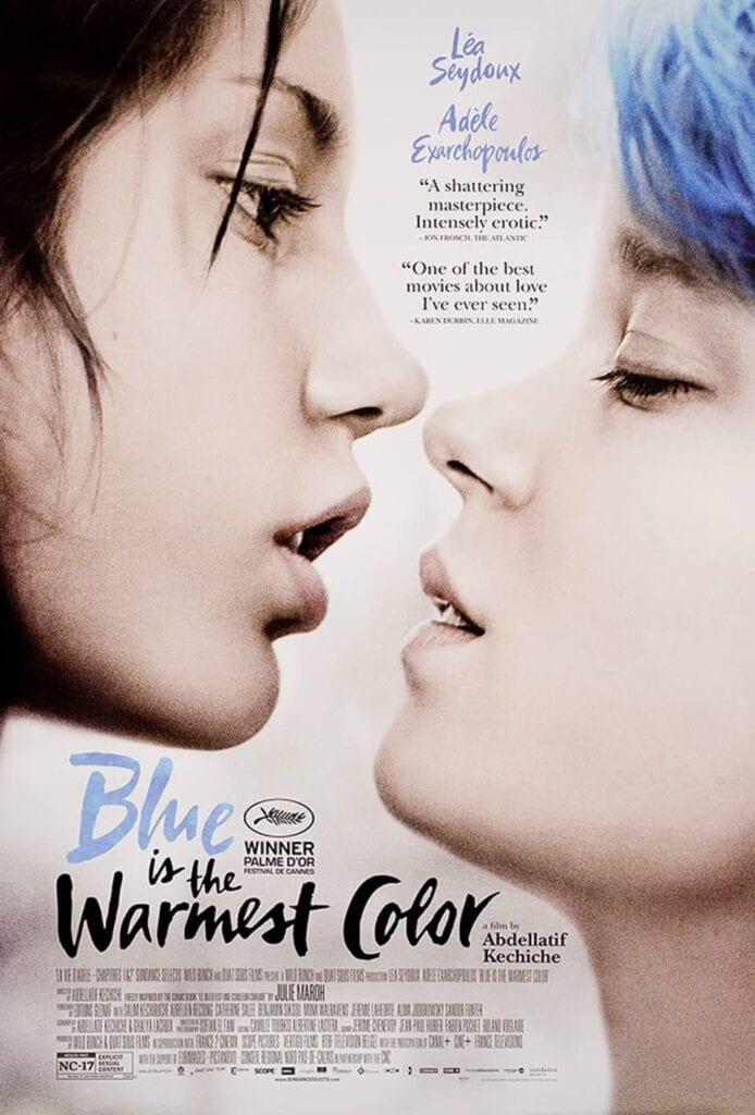 Movie: Blue Is the Warmest Colour (2013) 18+ | Mp4 Download