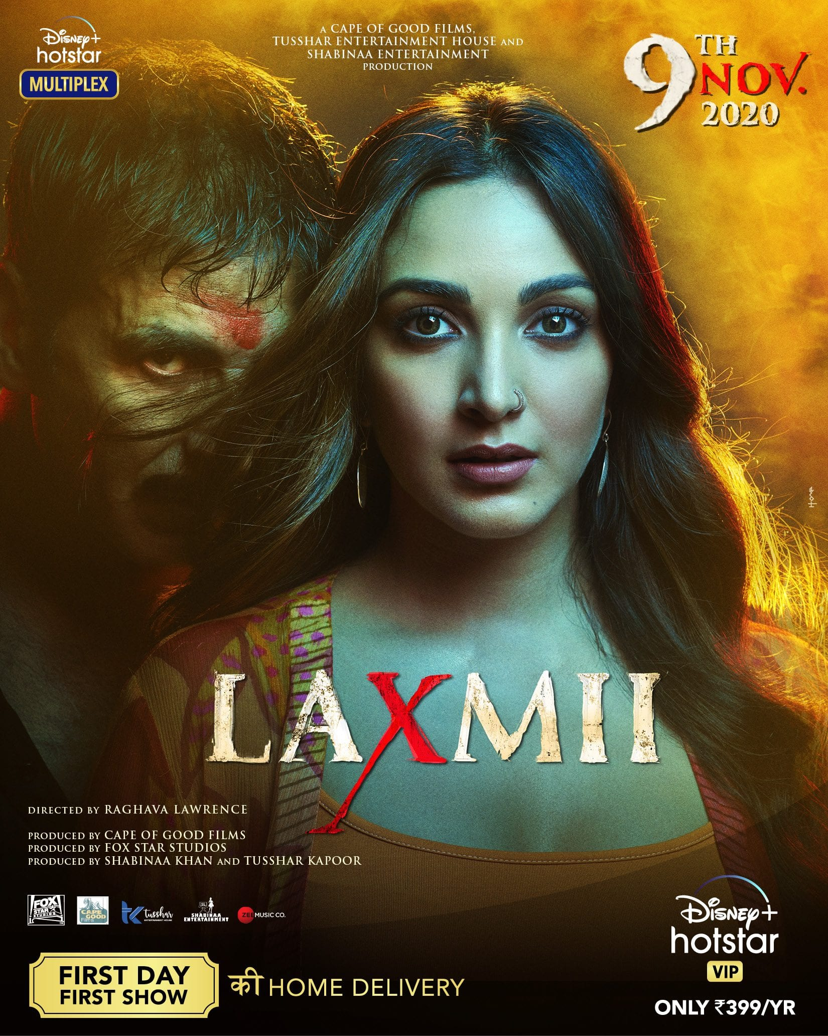 Movie: Laxmii (2020) – Bollywood Movie | Mp4 Download