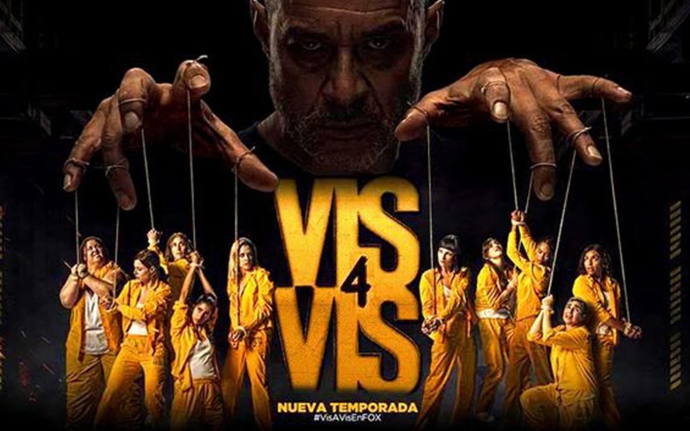 Series: Vis a Vis (Locked Up) Season 4 Episode 1 – 8 Complete
