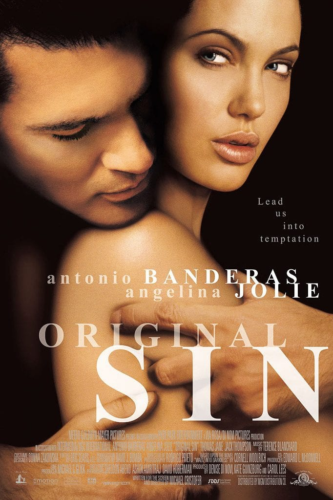 Movie: Original Sin (2001) 18+   Mp4 Download