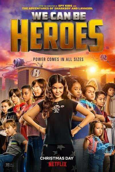 Movie: We Can Be Heroes (2020) | Mp4 Download