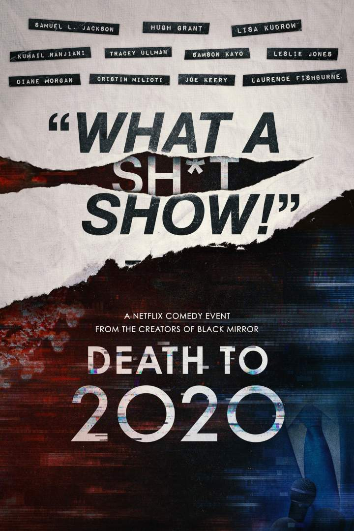 Movie: Death to 2020 (2020) | Mp4 Download