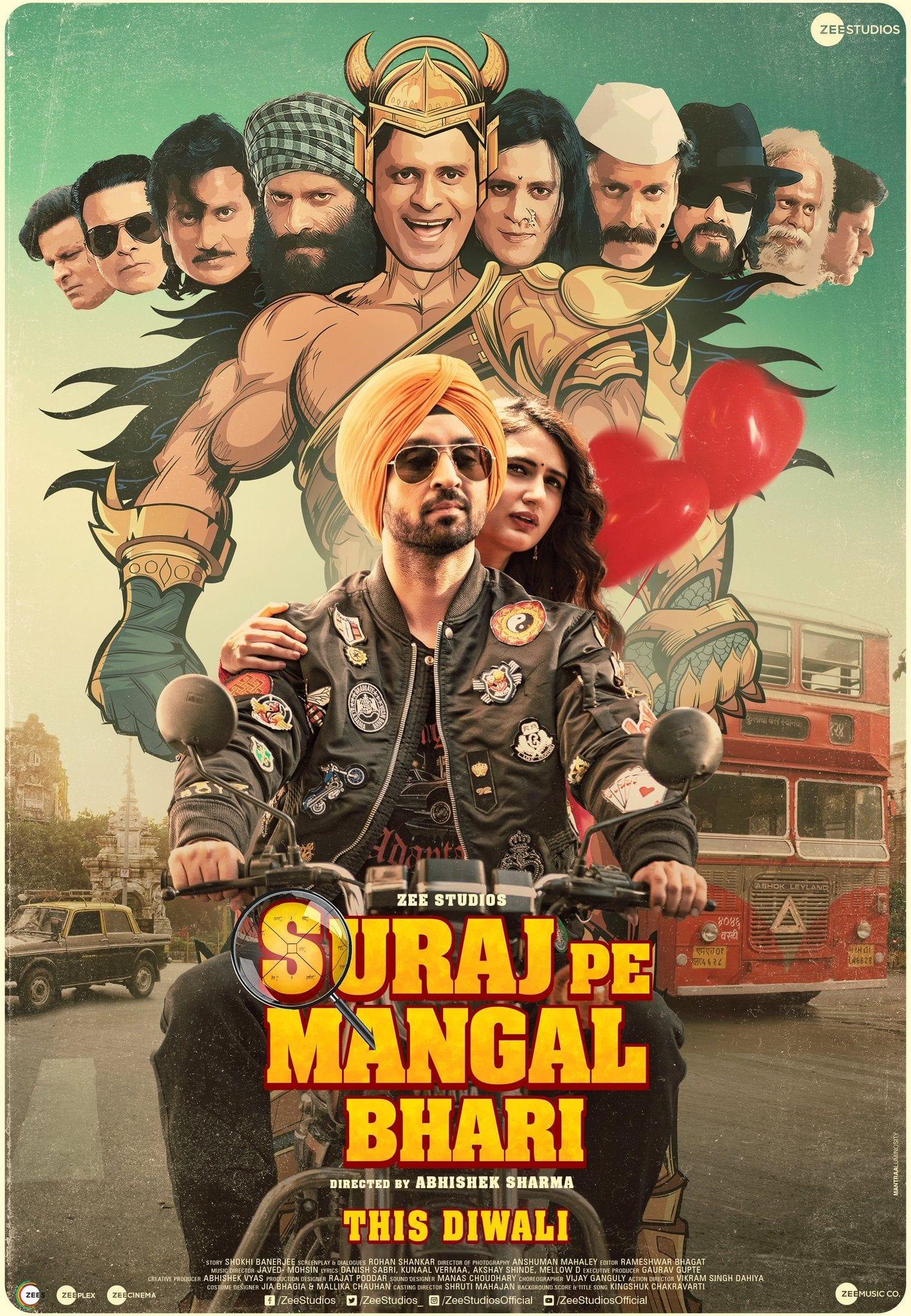 Movie: Suraj Pe Mangal Bhari (2020) – Bollywood | Mp4 Download