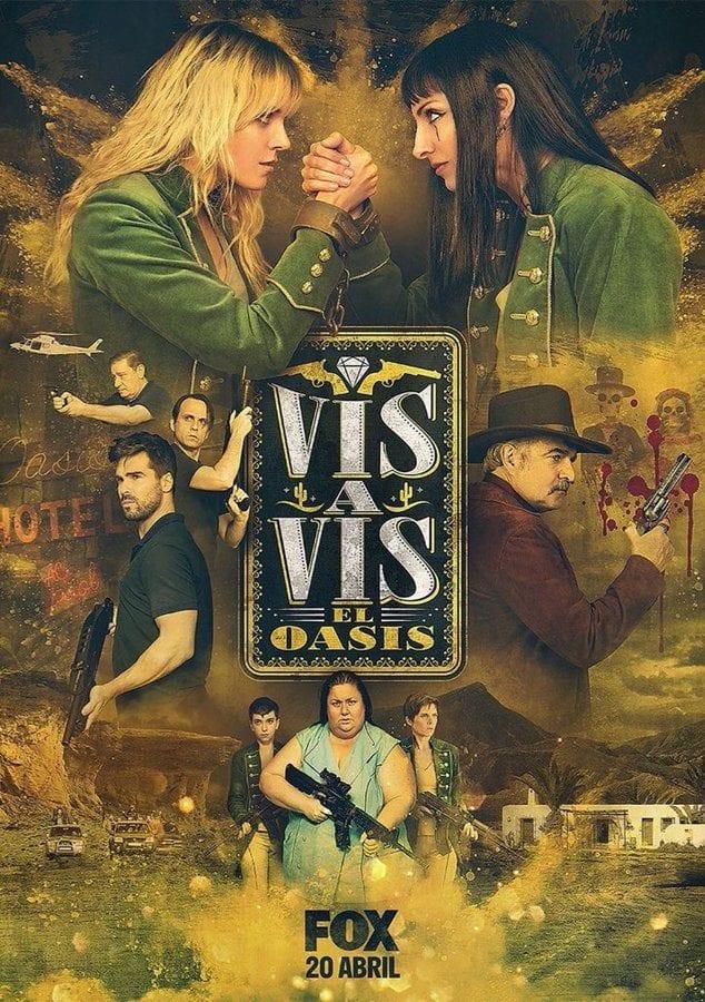 Series: Vis a Vis: El Oasis (Locked Up) Season 5 Episode 1 – 8