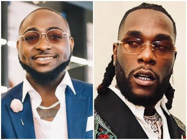 Burna Boy and Davido reportedly got in a fight at Ghanaian nightclub (video)