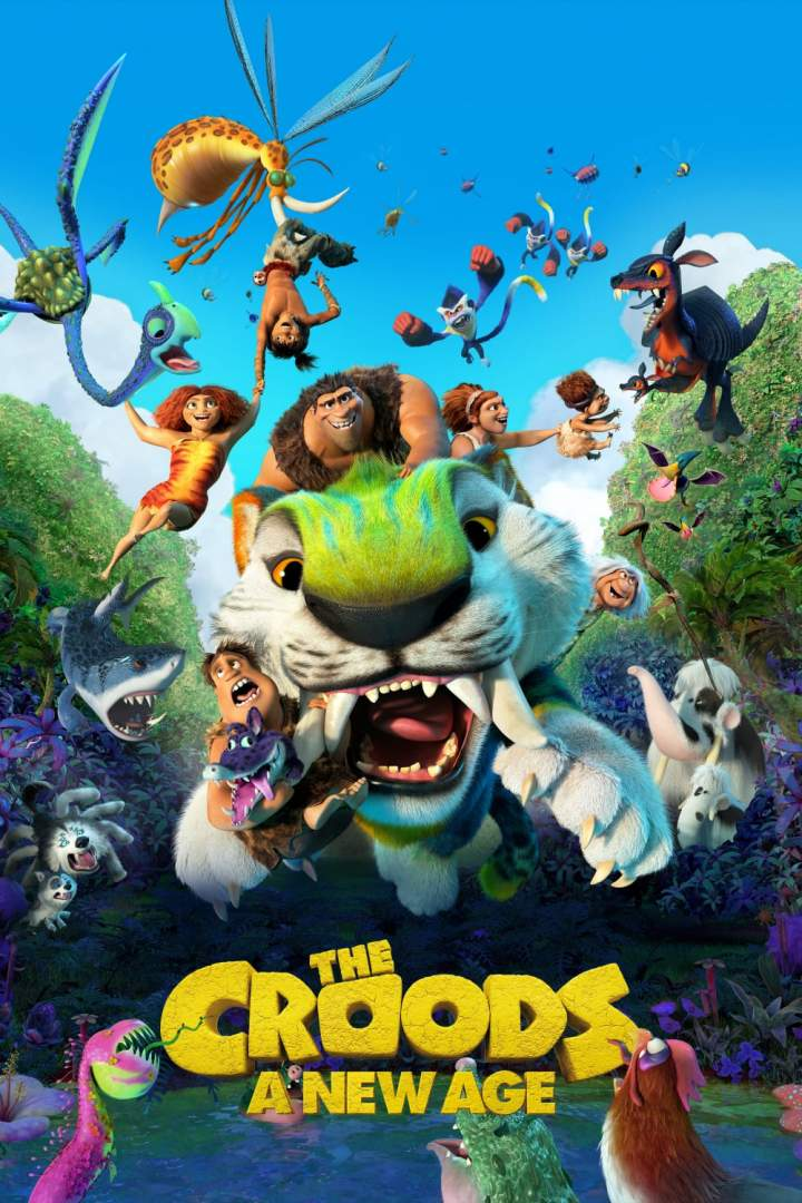 Movie: The Croods: A New Age (2020) | Mp4 Download