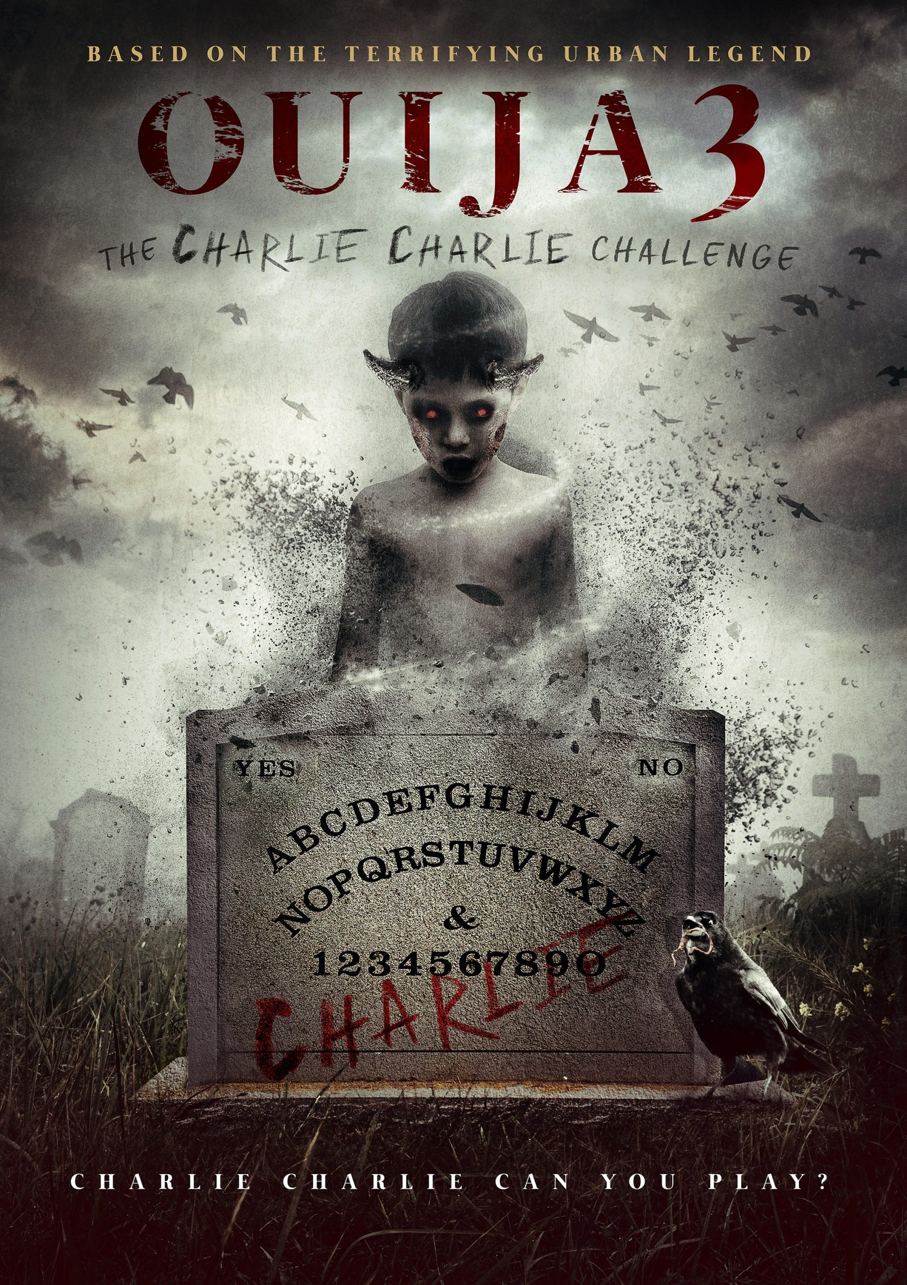 Ouija 3: The Charlie Charlie Challenge (2016)   Mp4 Download