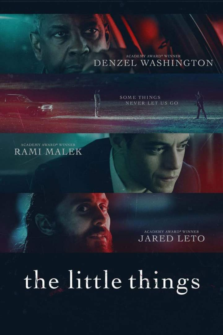 Movie: The Little Things (2021)   Mp4 Download