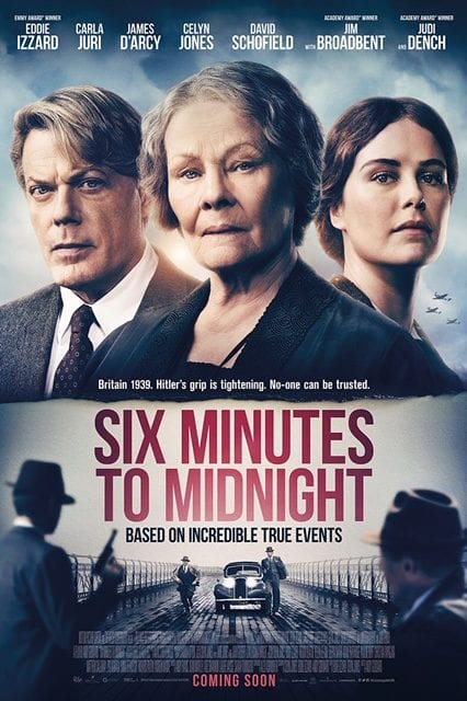 Movie: Six Minutes to Midnight (2020) | Mp4 Download