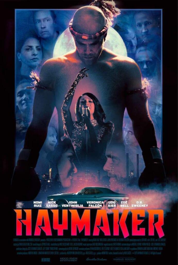 Movie: Haymaker (2021)   Mp4 Download