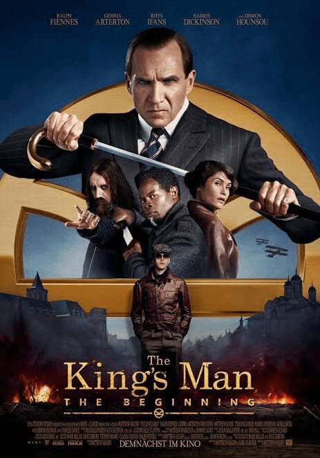 Movie: Kingsman: The Golden Circle (2017)   Mp4 Download