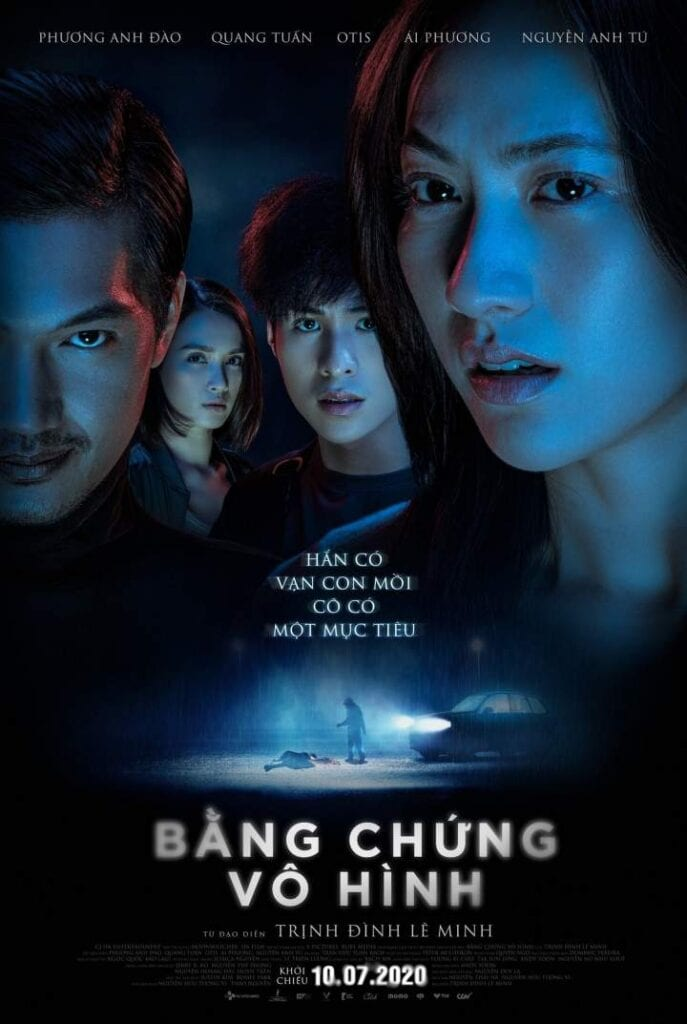 Movie: Invisible Evidence (2020) Vietnamese   Mp4 Download