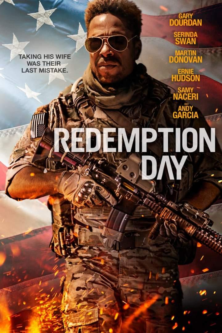 Movie: Redemption Day (2021)   Mp4 Download