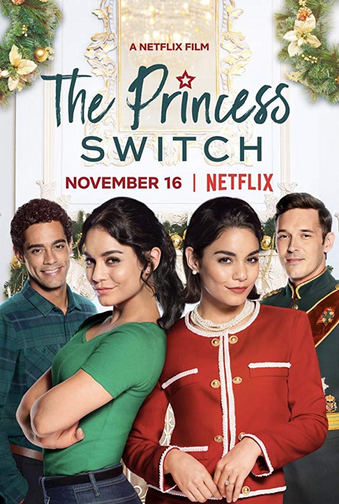 Movie: The Princess Switch (2018) | Mp4 Download