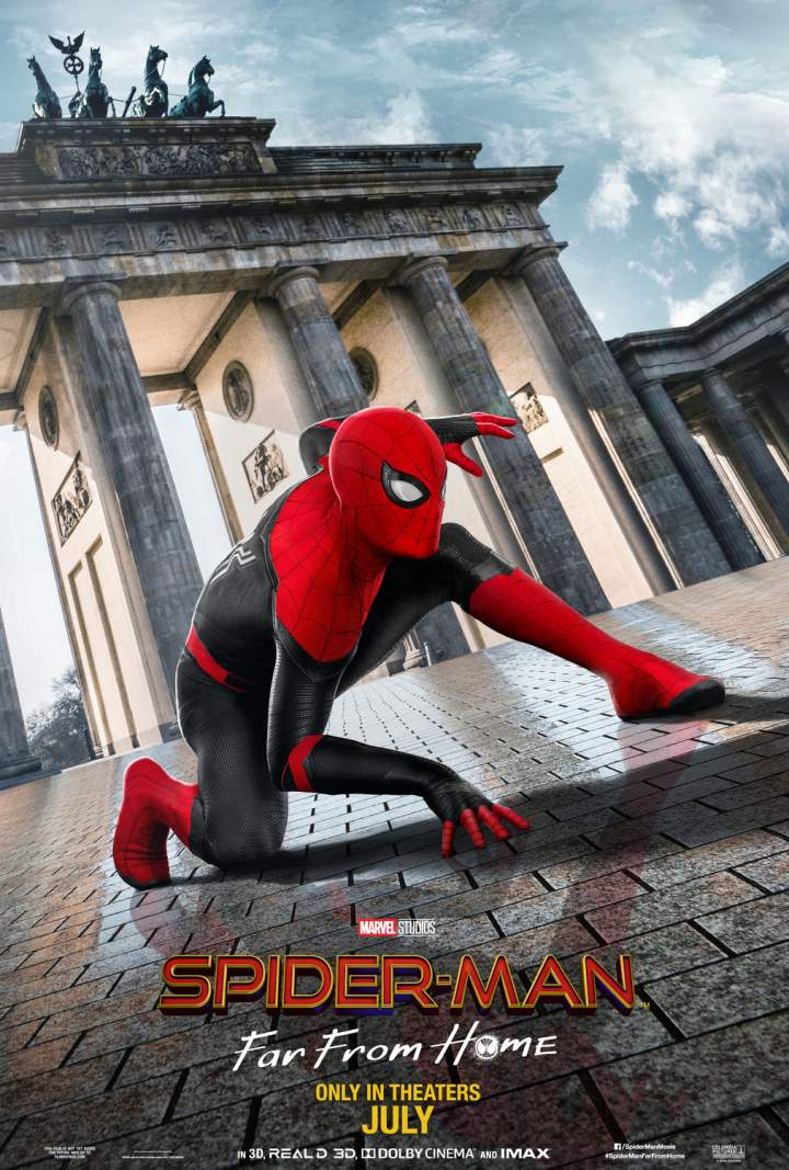Movie: Spider-Man: Far from Home (2019)   Mp4 Download