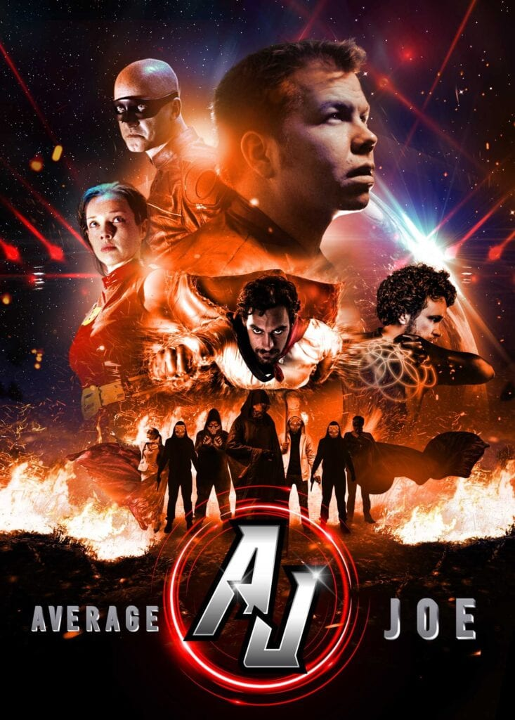 Movie: Average Joe (2021)   Mp4 Download
