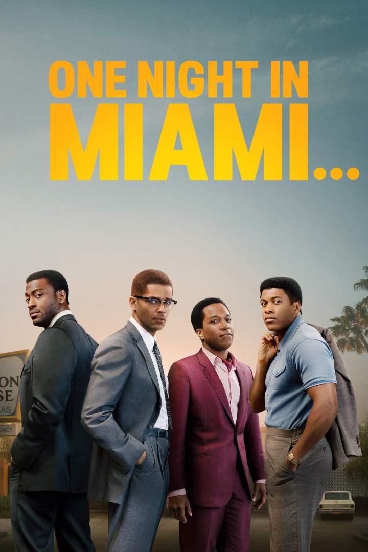 Movie: One Night in Miami (2020)   Mp4 Download