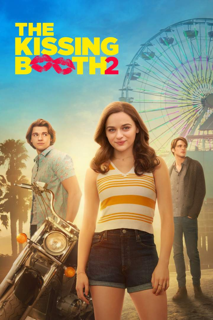 Movie: The Kissing Booth 2 (2020) | Mp4 Download