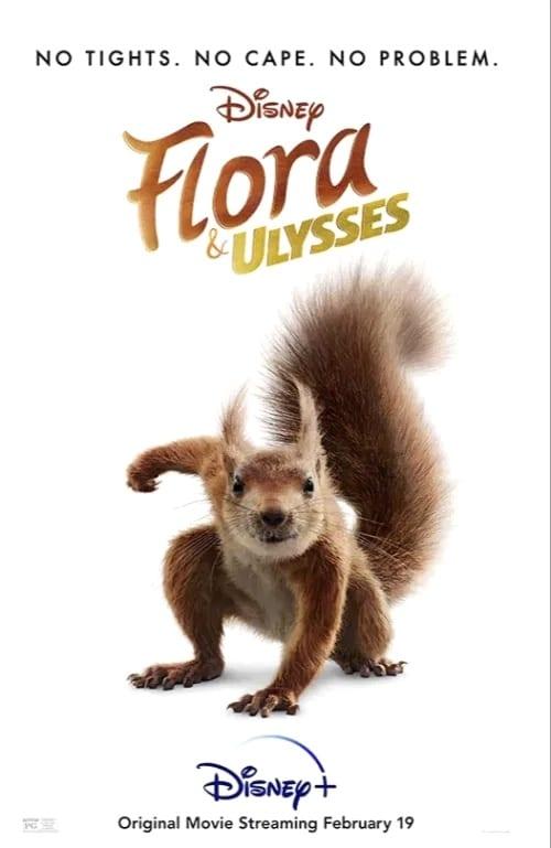 Movie: Flora & Ulysses (2021)   Mp4 Download