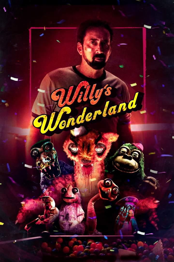Movie: Willy's Wonderland (2021)   Mp4 Download