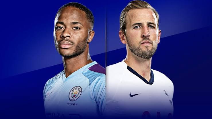 STREAM LIVE: Manchester City vs Tottenham Hotspur - Premier League (WATCH NOW)