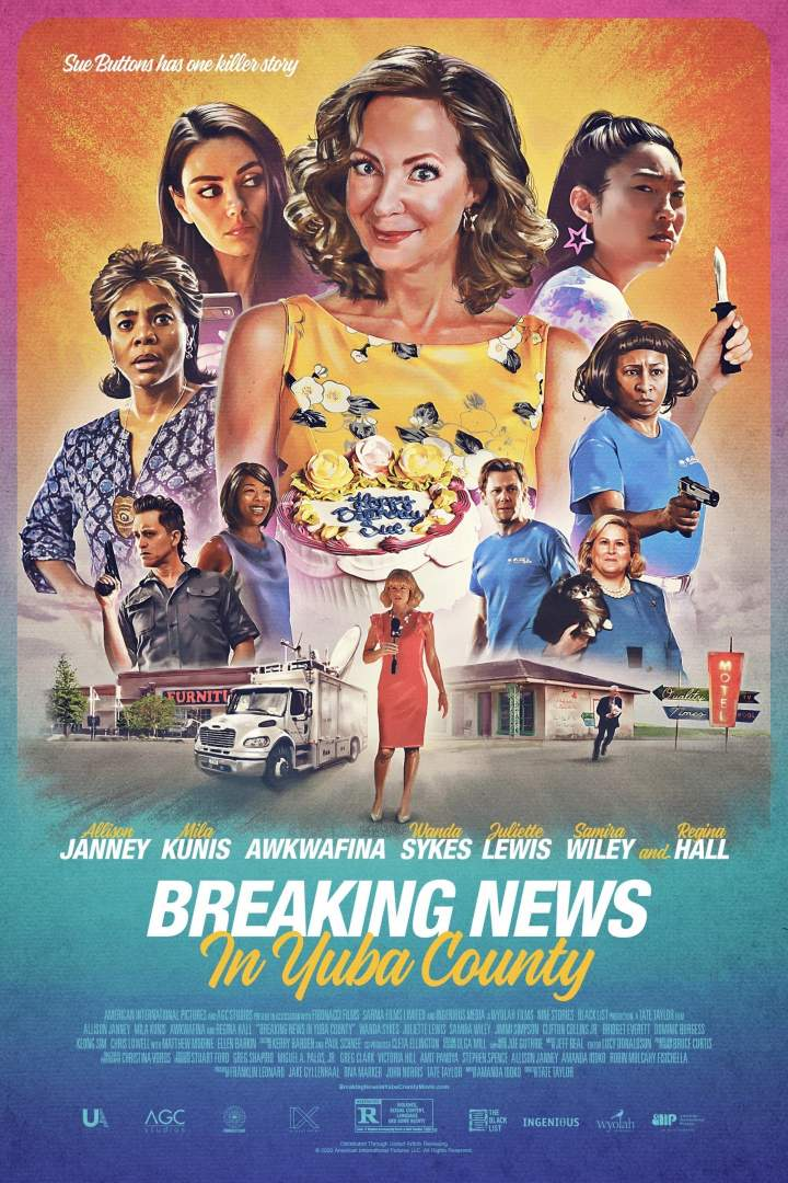 Movie: Breaking News in Yuba County (2021) | Mp4 Download