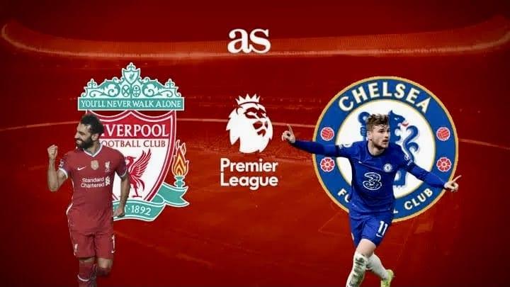 STREAM LIVE: Liverpool Vs Chelsea [Watch Now] PREMIER LEAGUE 2020/2021