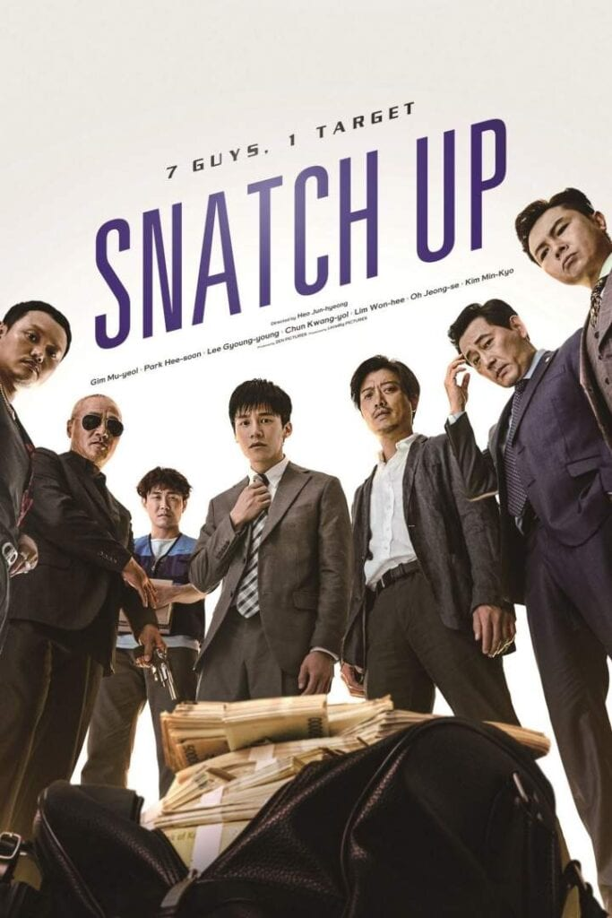 Snatch Up (2018) Full Korean Movie