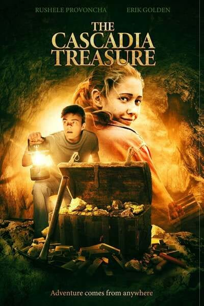 The Cascadia Treasure (2020) Full Hollywood Movie