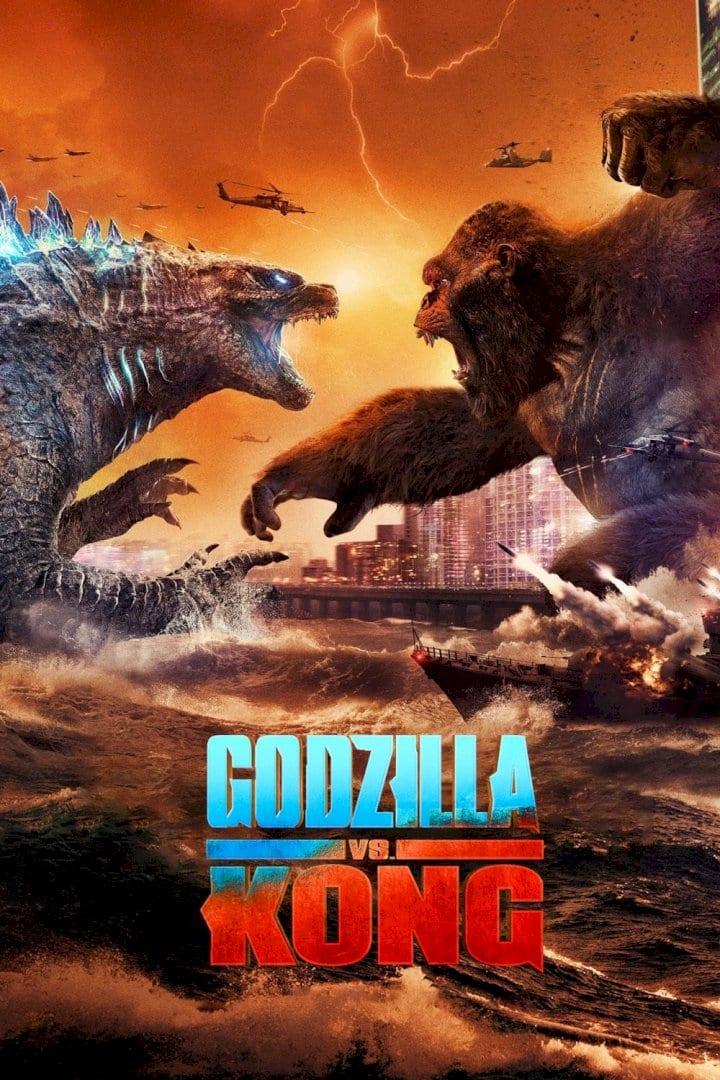 Godzilla vs. Kong (2021) Full Hollywood Movie
