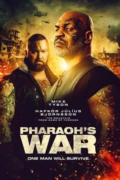Pharaoh's War (2021) Full Hollywood Movie