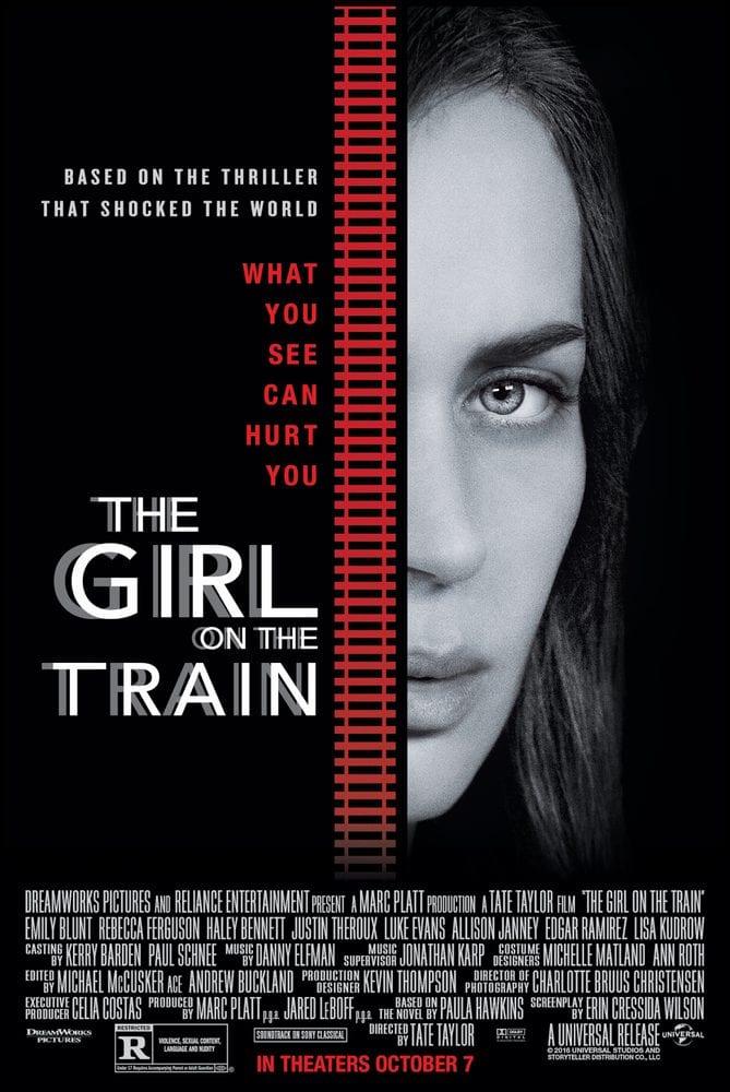 The Girl on the Train (2021) Full Bollywood Movie