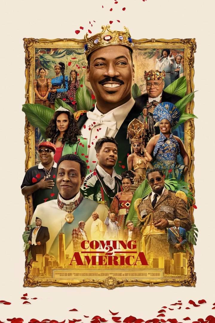 Movie: Coming 2 America (2021) | HD