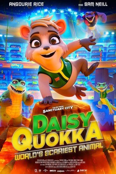 Daisy Quokka: World (2021) Full Hollywood Movie