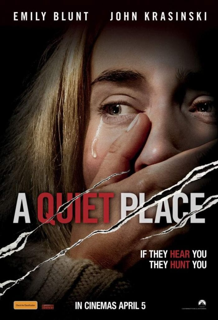 Movie: A Quiet Place (2018) | Mp4 Download