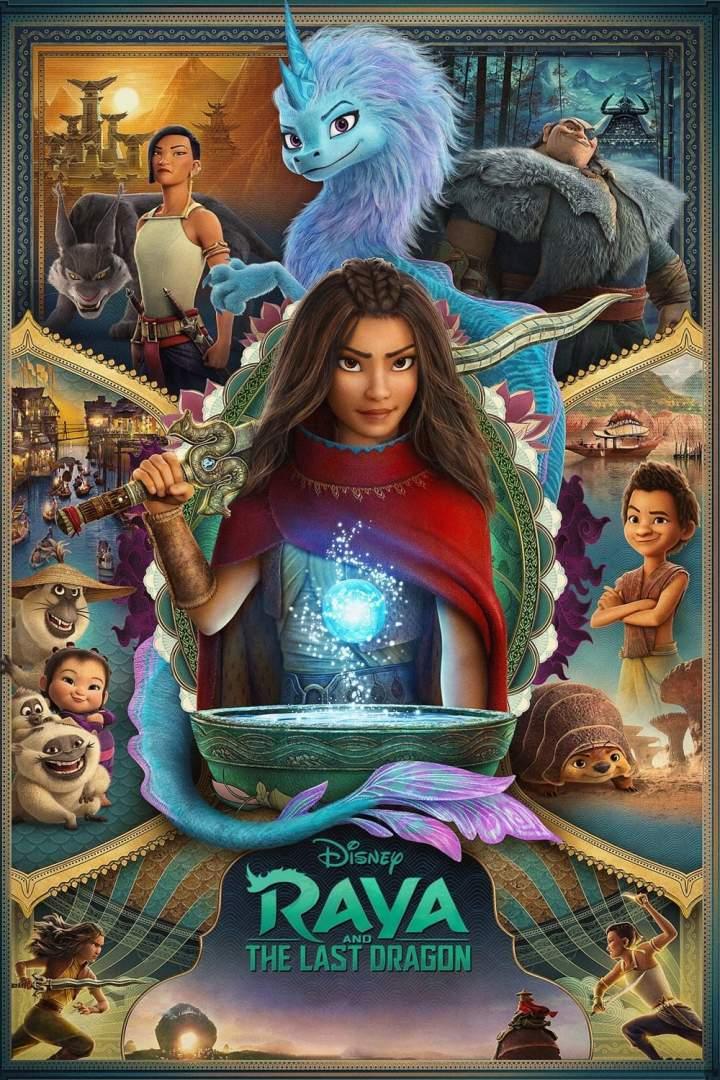 Raya and the Last Dragon (2021) Full Movie