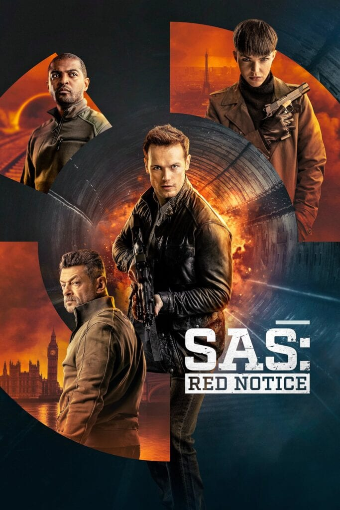 SAS: Red Notice (2021) Full Hollywood Movie