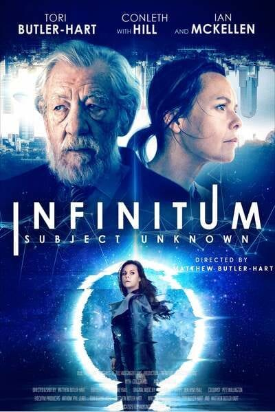 Infinitum: Subject Unknown (2021) Full Hollywood Movie