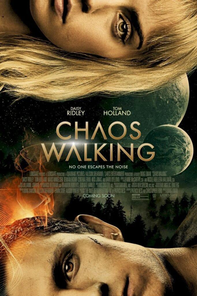 Chaos Walking (2021) Full Hollywood Movie