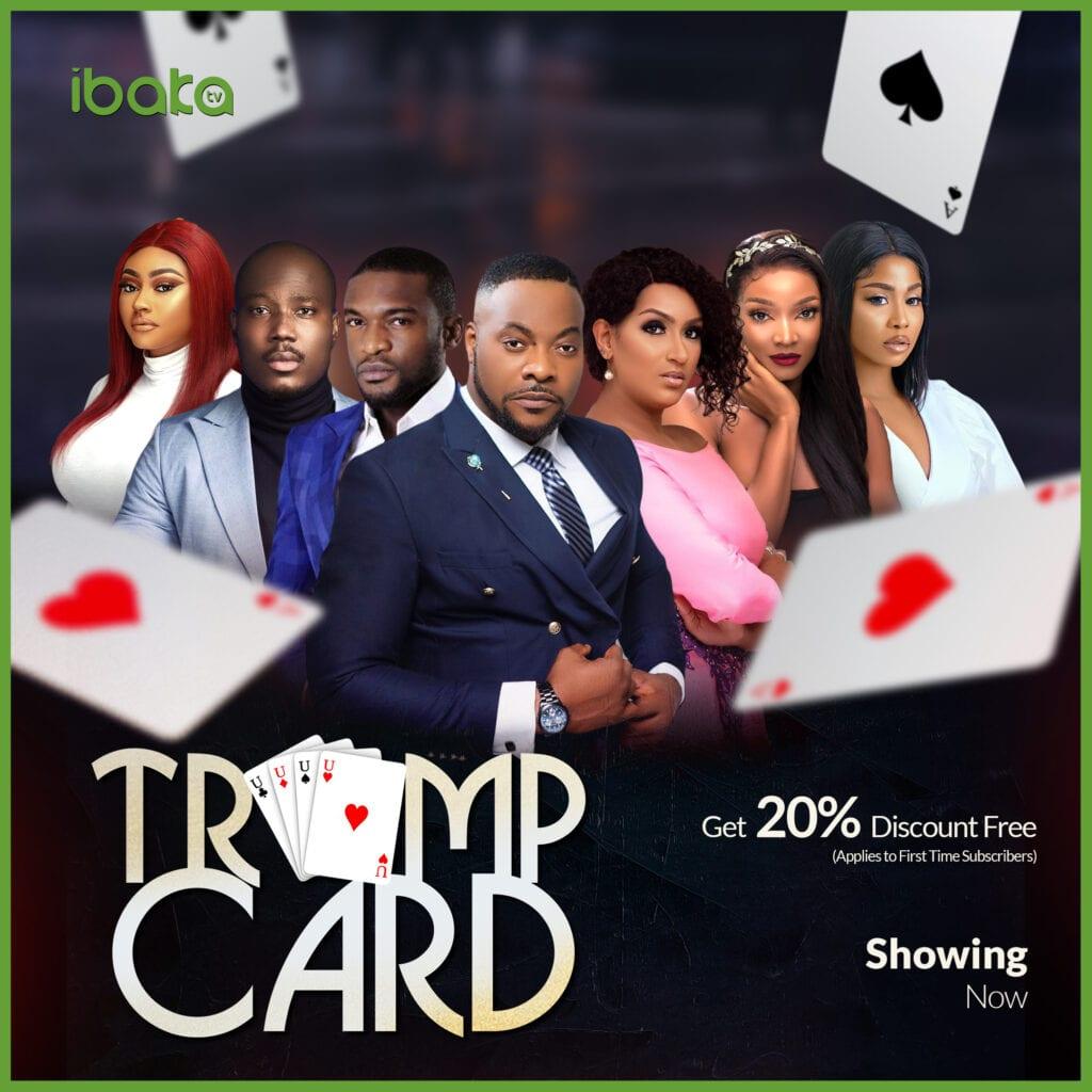 Trump Card Full Nollywood Movie