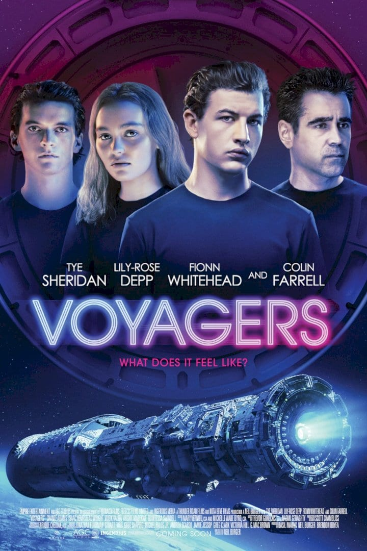 Voyagers (2021) Full Hollywood Movie