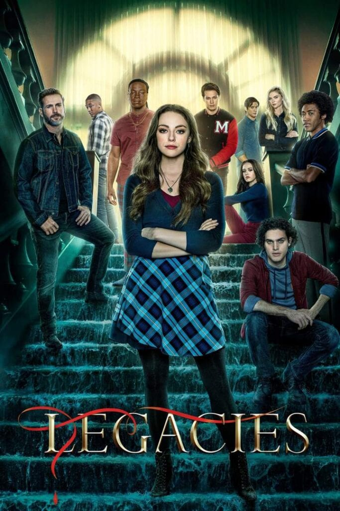 TV Series: Legacies Season 3 Episode 10 (S03E10)