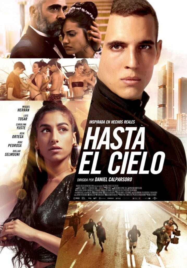 Sky High (2020) Full Spanish Movie