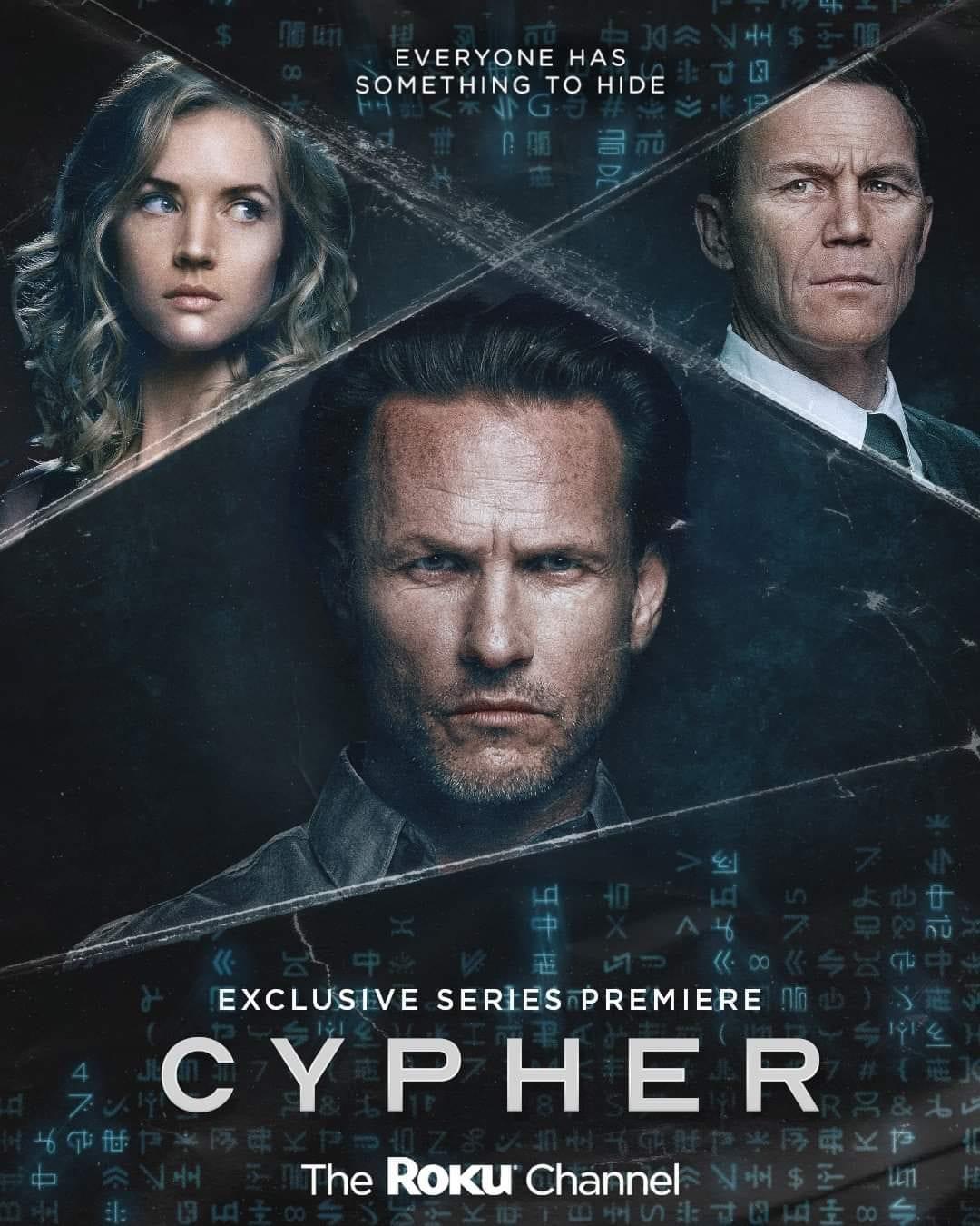 TV Series: Cypher Season 1 Episode 1 – 7 (Complete)