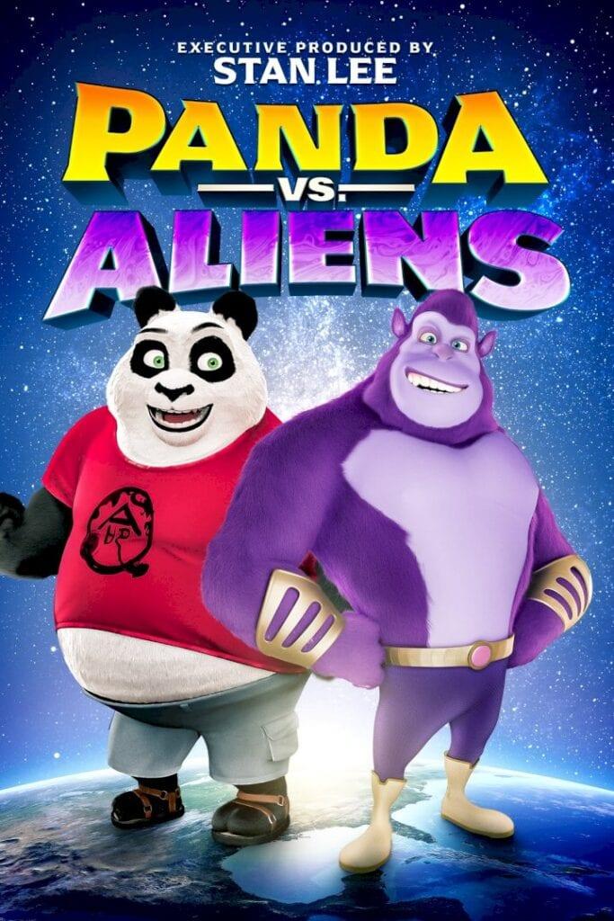 Panda vs. Aliens (2021) Full Hollywood Movie