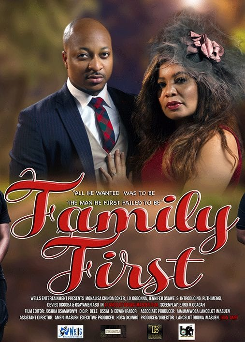 Family First Full Nollywood Movie