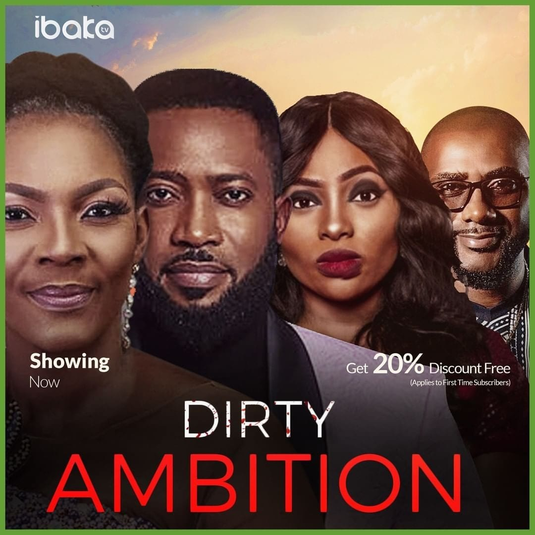 Dirty Ambition – Nollywood Movie | Mp4 Download