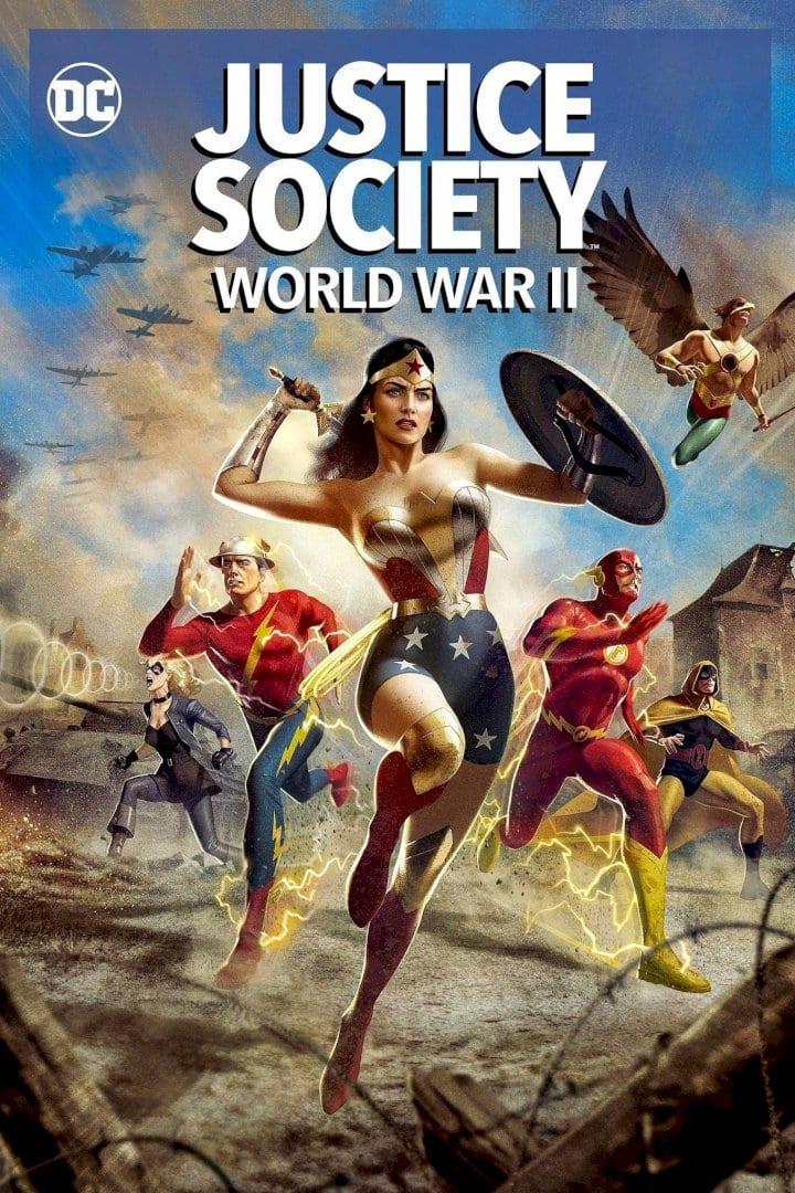 Justice Society: World War II (2021) Full Hollywood Movie