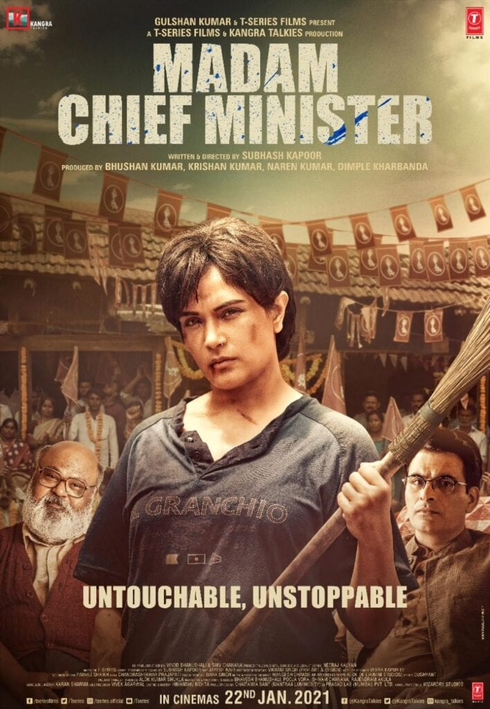 Madam Chief Minister (2021) – Bollywood Movie | Mp4 Download