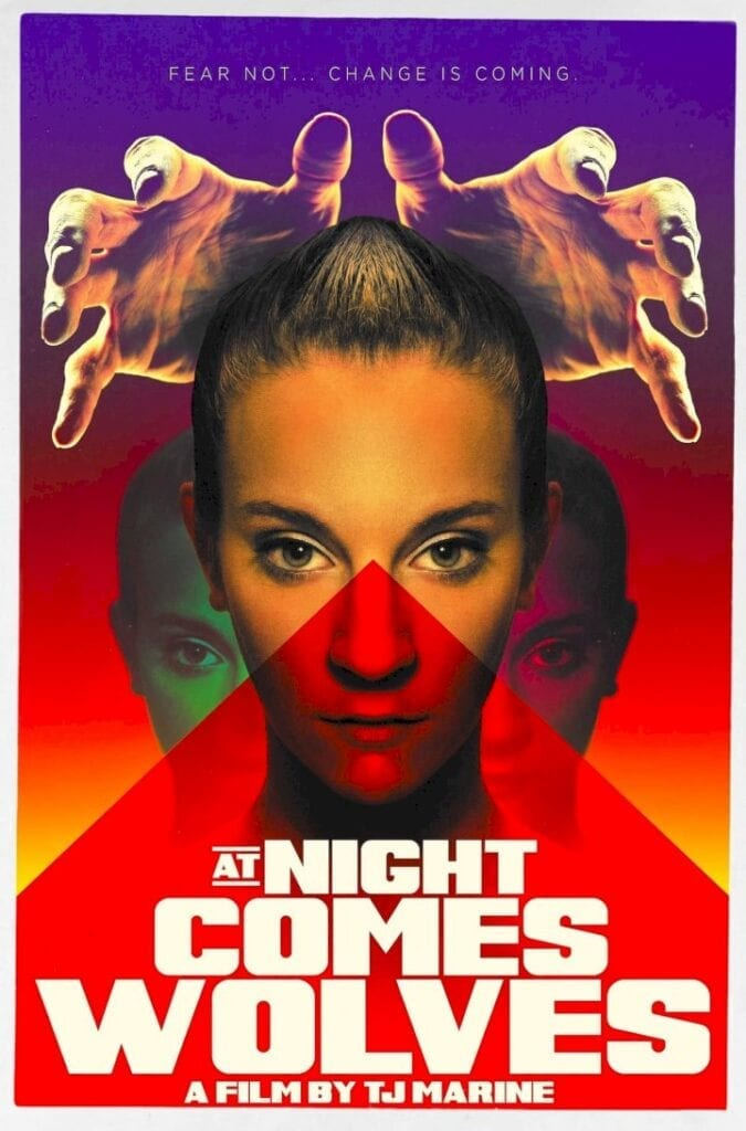 At Night Comes Wolves (2021) Full Hollywood Movie